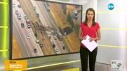 Самолет се разби на магистрала в САЩ