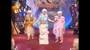 04. 04. 2008 - Комиците - Трите Принцеси