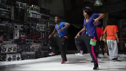 Step Up 3d - Fancy Footwork