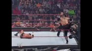 No Mercy 2007 - Triple H Vs Umaga