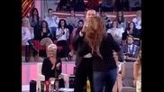 Dado Polumenta feat Slavica Cukteras - Tacno je - NP 2012_2013 - 26.11.2012. EM 11 - (Tv Pink 2012)