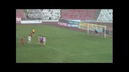 ЦСКА - Гол Срещу Беласица