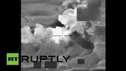 Iraq: Airstrikes rain down on IS targets near Huway Jah