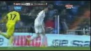 Феномена Роналдо срещу Виляреал
