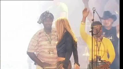 Queen & Anastacia - We Will Rock You