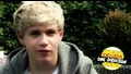 One Direction - Niall Horan интервю за Heat