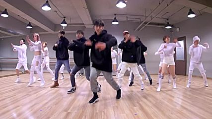 Highlight - Plz dont be sad Dance Practice Mirrored