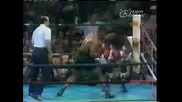 Boxing - Mike Tyson Vs. Frazier