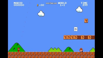 Old mario play :d