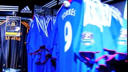 Песен за Fernando Torres - Chelsea Fc