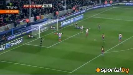 Барселона 3 : 0 Атлетико