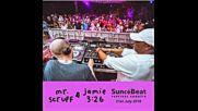 Mr Scruff Jamie 326 Suncebeat Festival Croatia 2018