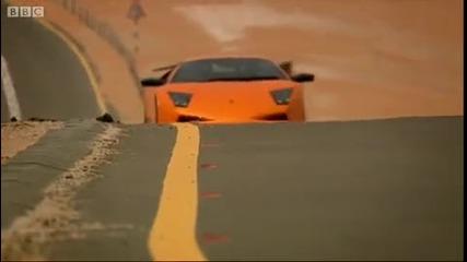 Lamborghini Murcielago road test - Top Gear - Bbc