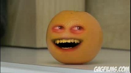 Досадния портокал с Youtube