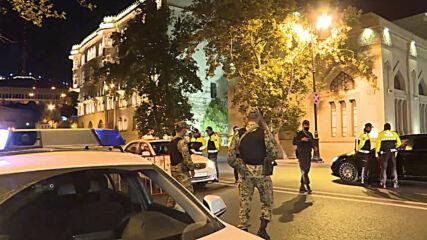 Azerbaijan: Curfew hits Baku streets as Nagorno-Karabakh tensions rise