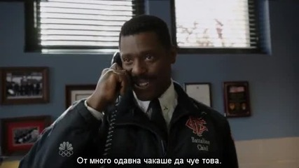 Пожарникарите от Чикаго Сезон 2 Епизод 11 / Chicago Fire Season 2 Episode 11