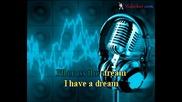 Abba - I Have A Dream (karaoke)