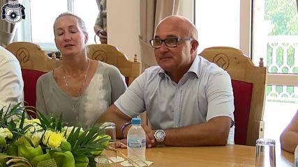 На посещение в Несебър беше делегация от полски град Хожув