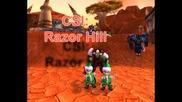 Csi : Razor Hill 1 епизод
