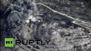 Syria: Russian airstrike hits suspected militant stronghold in Hama