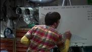 The Big Bang Theory - Season 3, Episode 12 | Теория за големия взрив - Сезон 3, Епизод 12