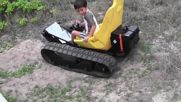 Hunter Track Mk1 Възможно най-добрата играчка за вашето дете!