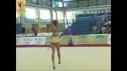 Naazmi Johnston - художествена гимнастика