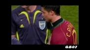 C. Ronaldo & Quaresma Vs Brazil