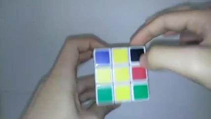 Урок: Първите два реда [ F2l ] (напреднали)