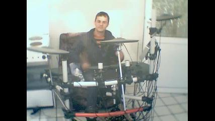 fistik drums ve amet drums