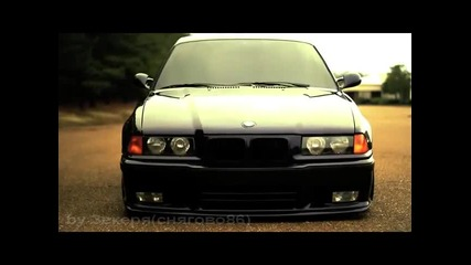 Bmw e36 M3 красота и стил.
