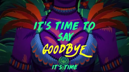 Jason Derulo & David Guetta - Goodbye feat. Nicki Minaj & Willy William ( Lyric Video )