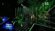 Мирян Костадинов - X Factor Live (25.11.2014)