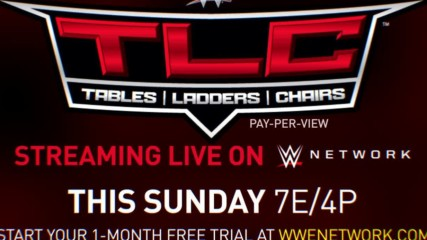 Dean Ambrose is out to make Seth Rollins atone for his sins at WWE TLC - This Sunday on WWE Network