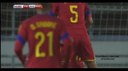 Финландия 0:2 Румъния 14.10.2014