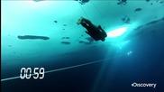 76.2 метра под ледената вода - Stig Severinsen поставя Световен рекорд на Гинес ..
