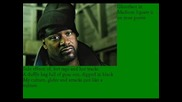 Ghostface Killah - winter warz ( with lyrics)