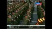 Парад Победы на Красной площади 9 мая 2011 года - 8 част