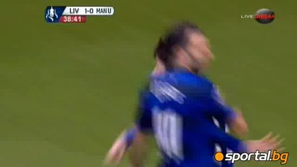 Ливърпул - Ман Юнайтед 2:1