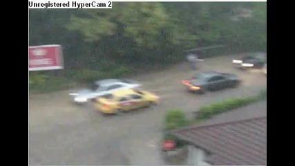 Буря във Варна 26.07.2010