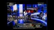 Ivana Selakov i Goran - Ako je do mene - (Live) - Jedna zelja jedna pesma - (TV Happy 2012)