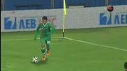 Левски 3 - 2 Лудогорец ( 27.09.2014 )