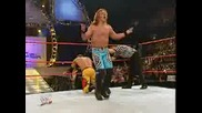 Wwe Chris Jericho Vs Trish & Chrisitan