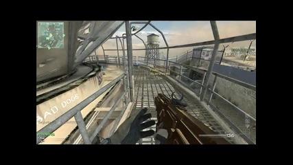 Call of Duty Modern Warfare 3 Infected gameplay (cheko)