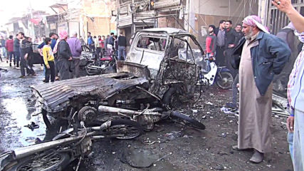 Syria: At least 14 killed in car bomb blast in al-Bab