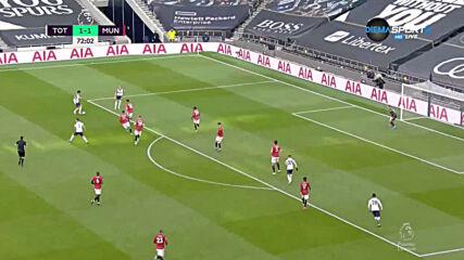 Тотнъм - Манчестър Юнайтед 1:3 /репортаж/