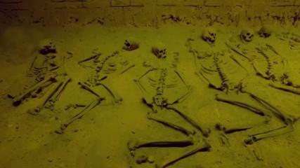 Измъчвани и изяждани в ритуални битки (