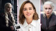 """Eмилия Кларк за ролята си в """"Игра на тронове"""": Денерис беше студена и безчувствена"""