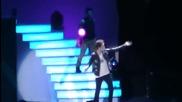 Violetta Live: 08. Voy por ti Барселона