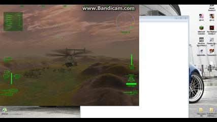 Comanche 4 Opreration islang Hopper missiom 3